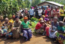 Photo of Visite du village de Muyange, anciennement contrôlé par Jean-Marie Kasula (PNKB)